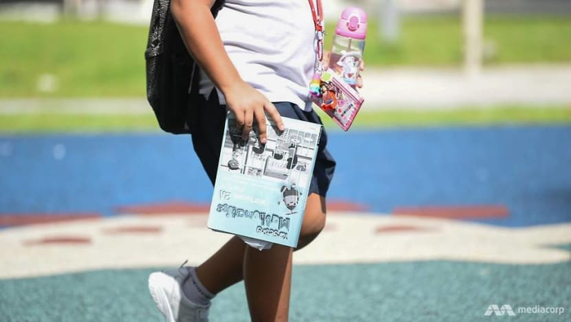 K2 and Primary 2 to 6 students to stay home on 1st day of new school year: MOE