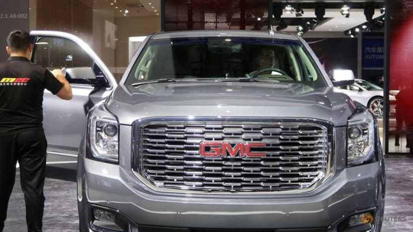 Exclusive: GM thinks bigger in China with plan to import full-size SUVs