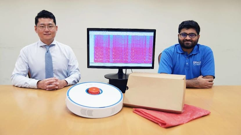 Robot vacuum cleaners can be used by hackers to 'spy' on private conversations: NUS study
