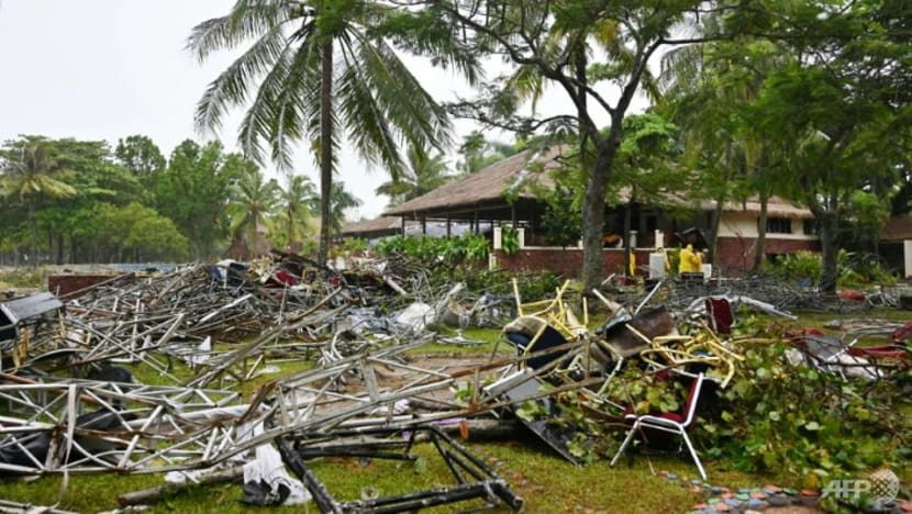 Disasters rock Indonesia's '10 New Balis' tourism push