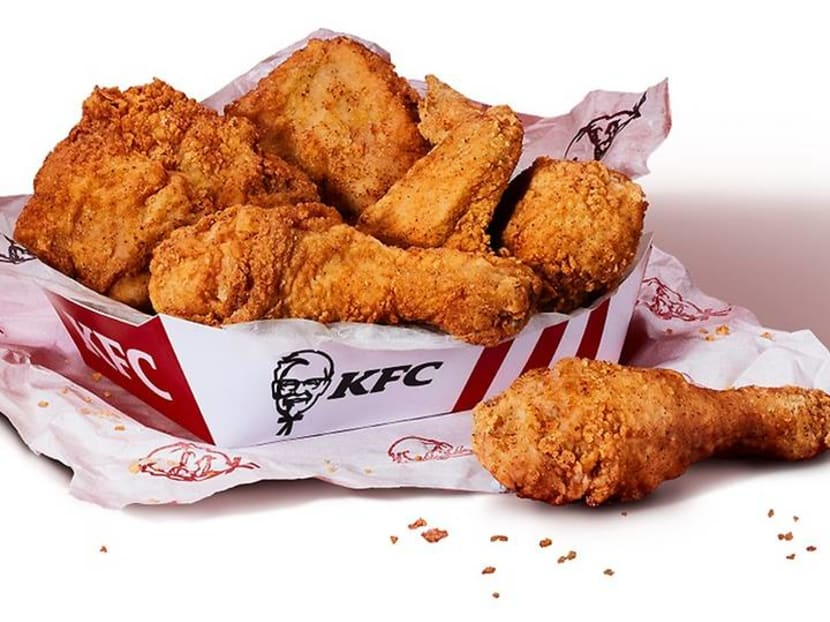 That fried chicken not good enough for you? KFC Singapore has a 1-for-1 exchange promo