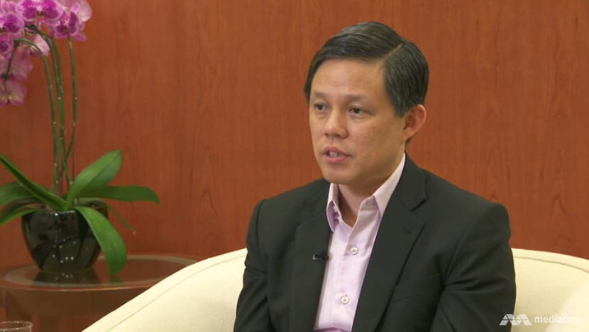 Economic growth and environmental protection not mutually exclusive: Chan Chun Sing