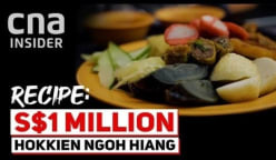 On The Red Dot 2021/2022 - S1: A Hokkien ngoh hiang recipe worth S$1 million