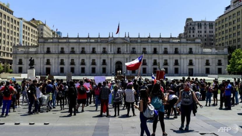 Chile says Spain offers to host COP25 climate conference