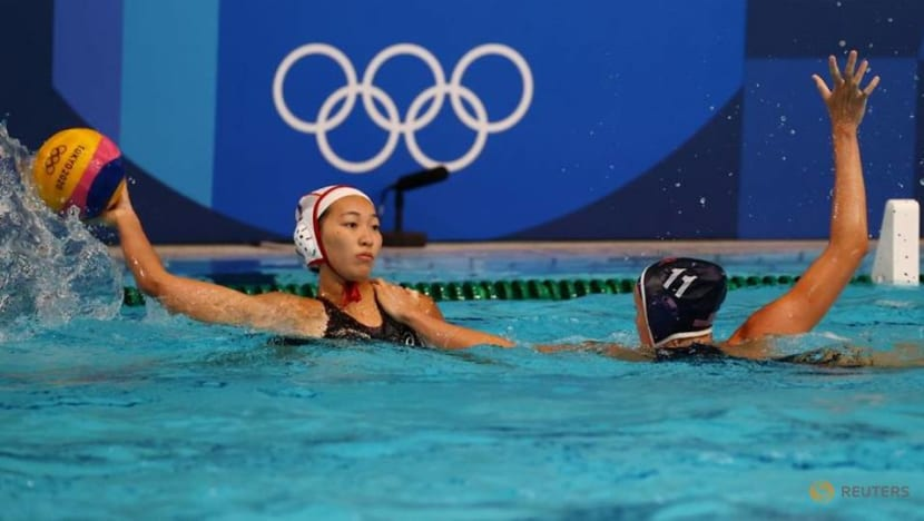 Olympics-Water Polo-US, Spain set scoring records on dire day for debutants