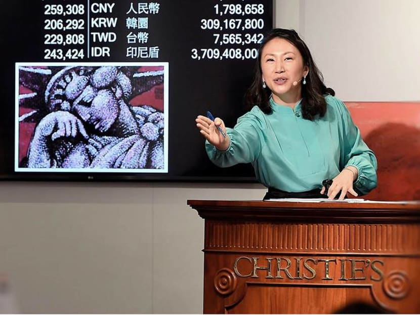 To re-engage the global art-buying crowd, auction houses turn to livestreaming