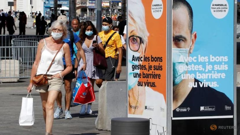 France reports 14,412 new confirmed COVID-19 cases