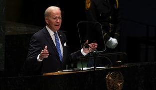Biden pledges to double US climate change aid; some activists unimpressed