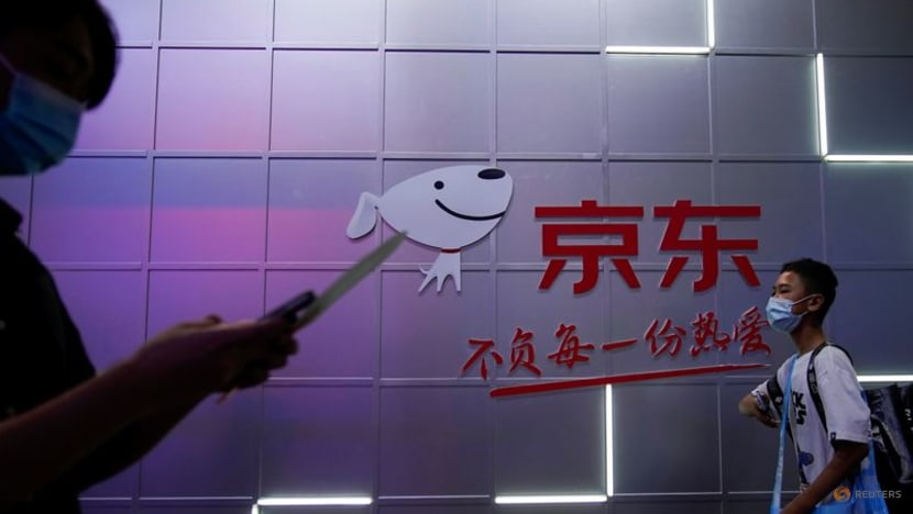China's JD.com adds record new users in Q2 amid regulatory tightening