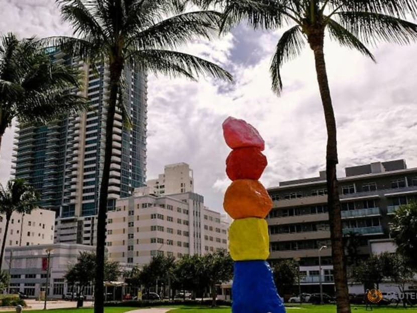 Miami's art week takes on new look as galleries, artists get creative