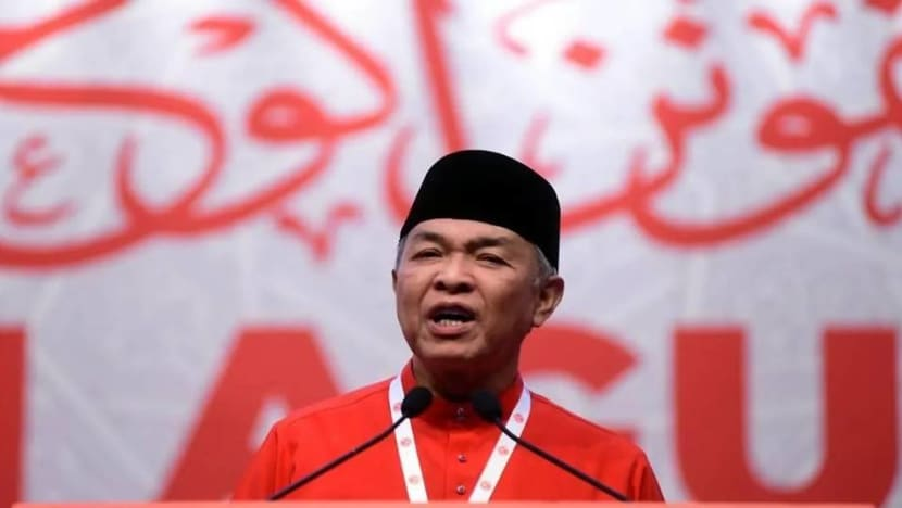 UMNO can withdraw from Perikatan Nasional 'any time' if polls are not called soon: Ahmad Zahid