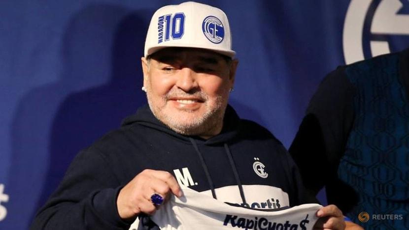 Football: From ex-partners to photographers,  Maradona's fortune has many claimants