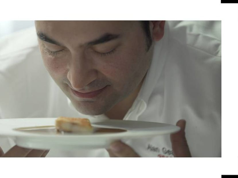 From sleeping on the streets of Paris to owning a Michelin starred restaurant