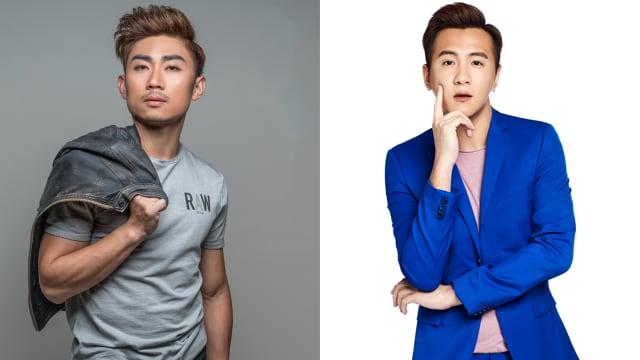邀方伟杰合作 沈志豪推出新单曲《王者》