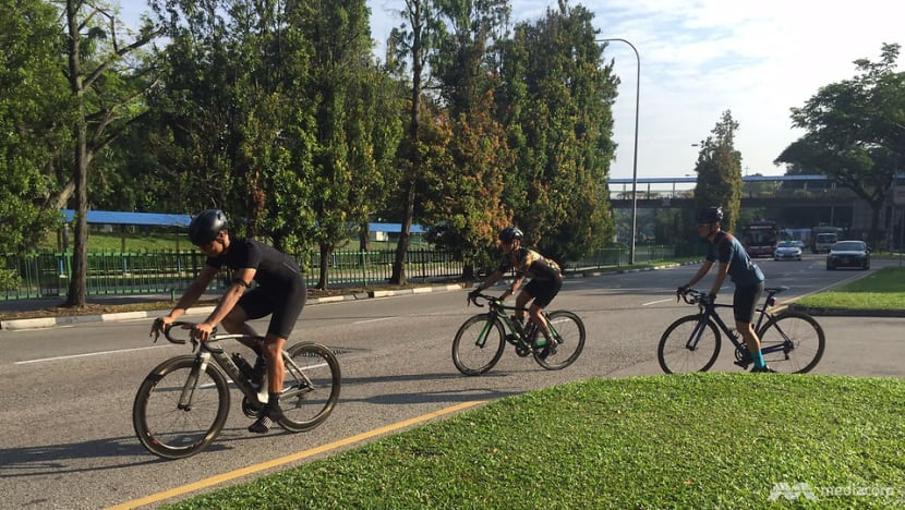 Commentary: Cycling great for going green but is still a pain in urban Singapore
