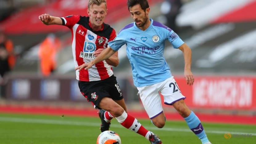 Real, Liverpool exits don't help Man City, says Silva