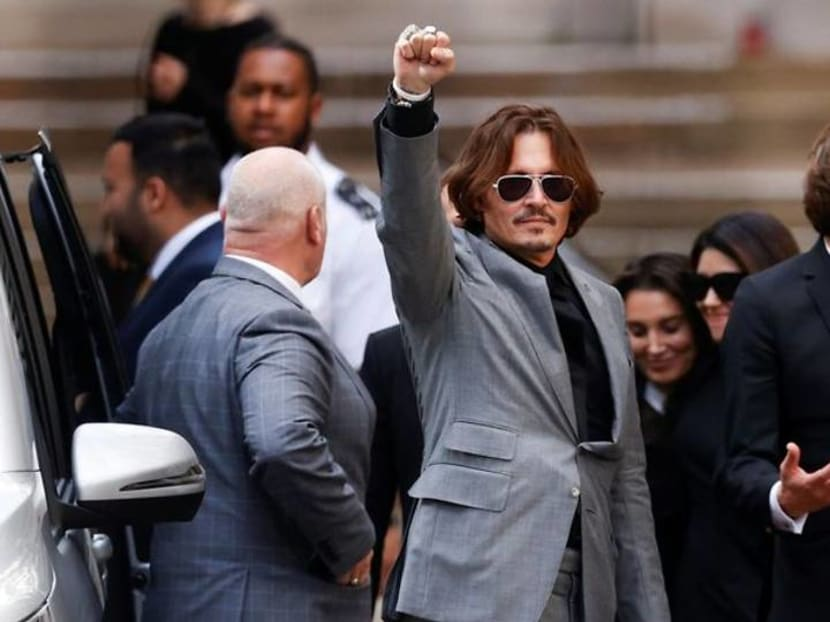 UK judge to deliver ruling in Johnny Depp 'wife beater' libel case against British tabloid