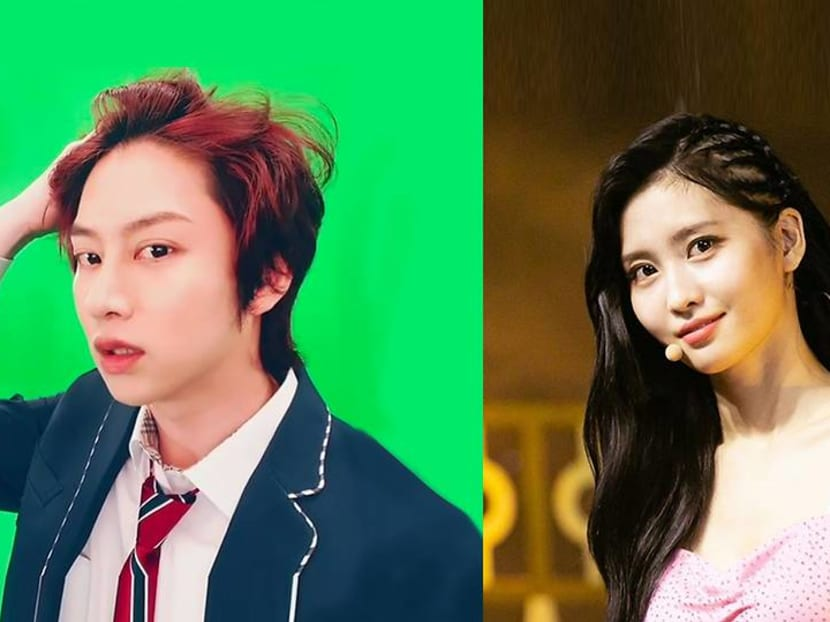 It's official: Super Junior's Heechul and TWICE's Momo are a couple