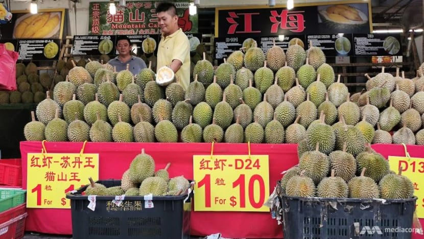 Low prices for Musang King durians 'here to stay' this season, say suppliers