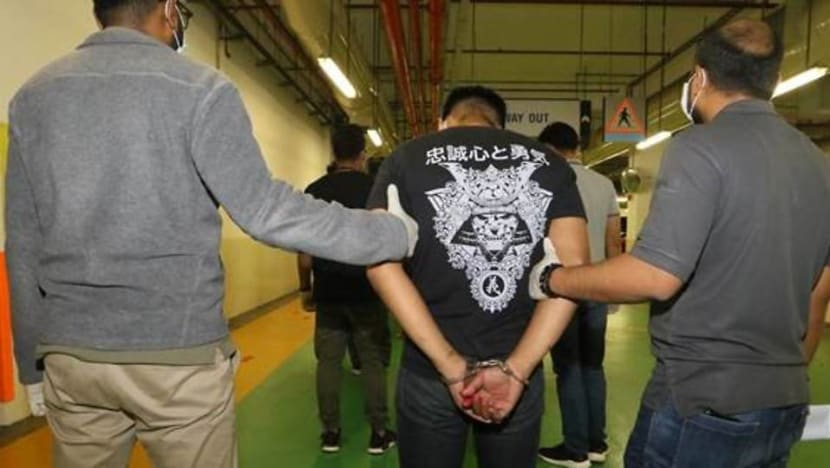 9 more people arrested for armed brawl in Chinatown