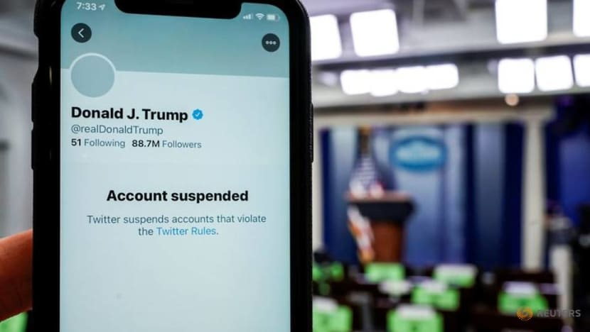 Explainer: Can social media companies boot Trump? Yes