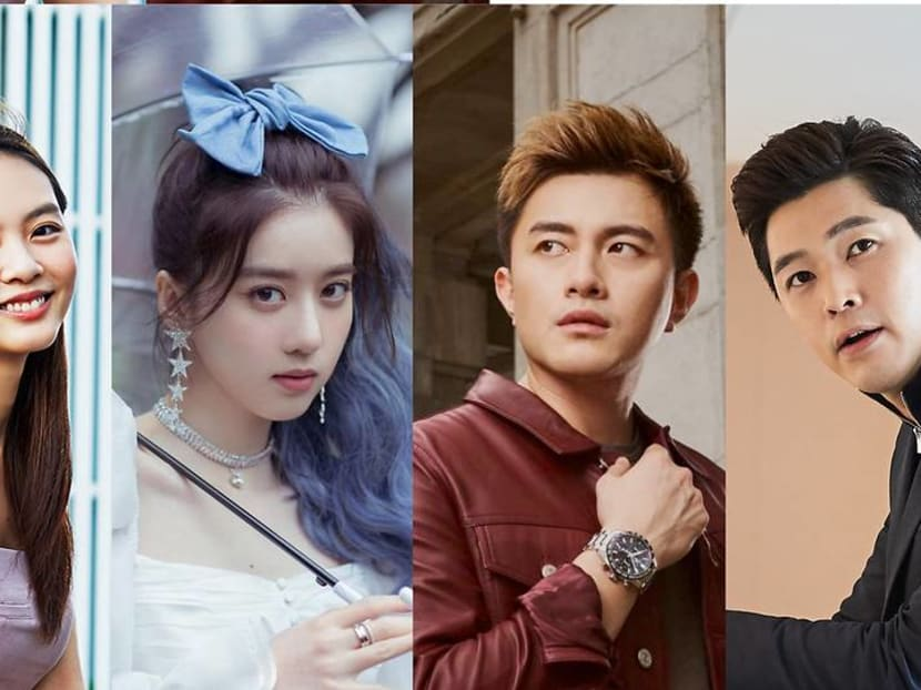 Star Awards 2021: These 60 stars are vying for Top 10 Most Popular Female and Male Artistes