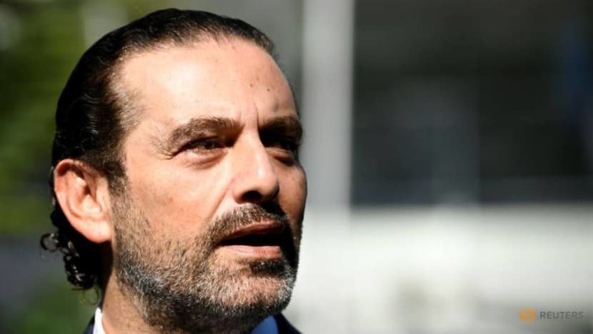 Lebanon's Sunni leader Hariri says he fears civil strife as financial crisis hardens