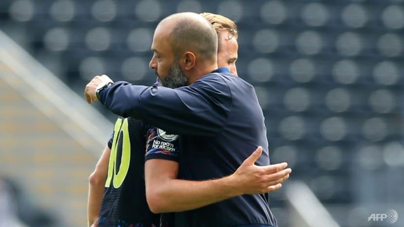 Football: Spurs handled Kane situation pretty well, says coach Nuno
