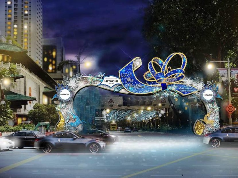 A 'modest' Christmas light-up along Orchard Road – with a virtual tour option