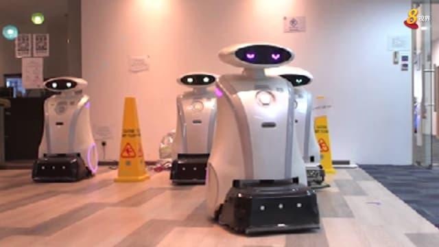 晨光|晨光聚焦: 本地研发多款机器人 新技术应用层面广泛
