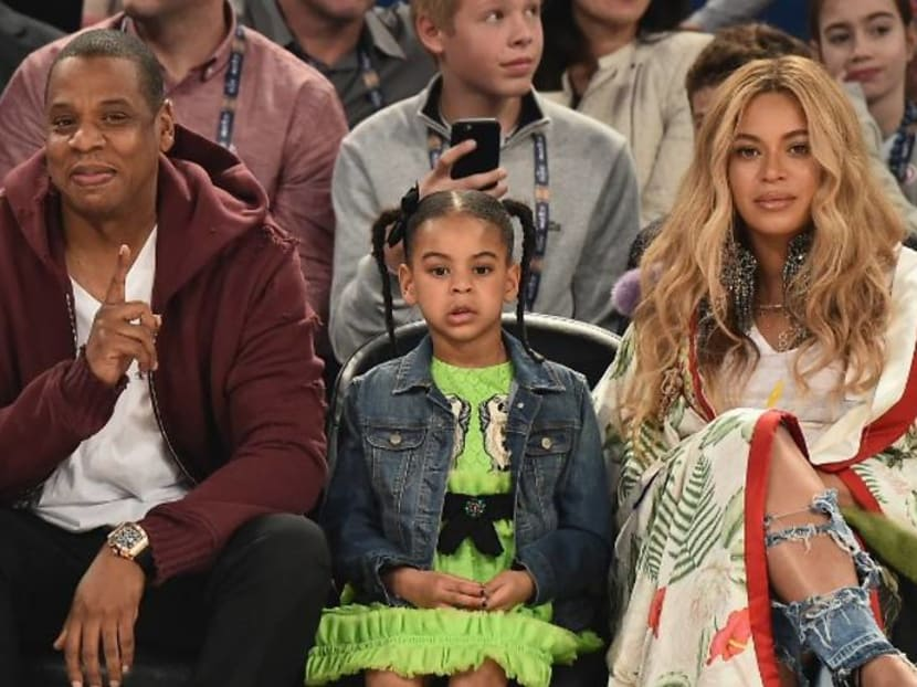 Beyonce and Jay-Z's 7-year-old daughter, Blue Ivy, just won a songwriting award