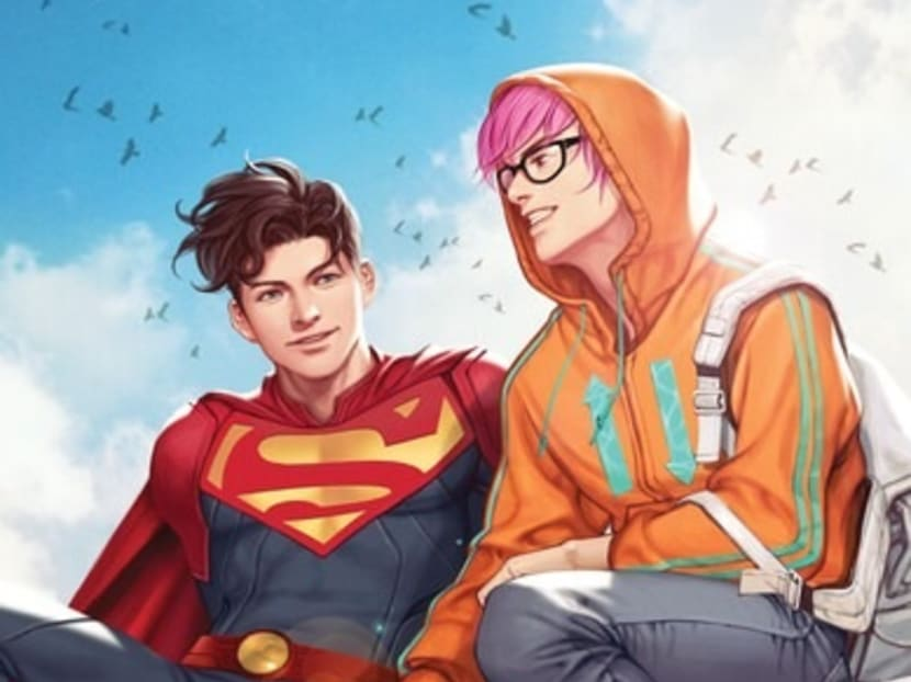 Superman comes out as bisexual; writer says it's 'not a gimmick'