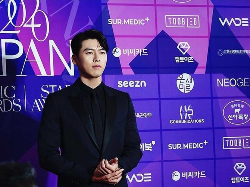 Korean actor Hyun Bin takes top prize at 2020 APAN Star Awards