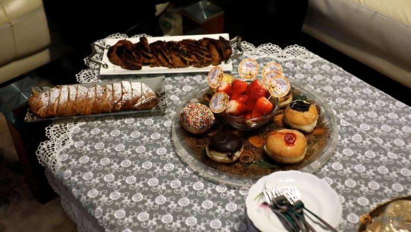 'Abu Dhabi' doughnut a Hanukkah hit in Israel
