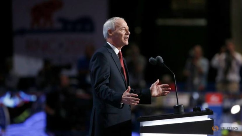 Arkansas governor vetoes bill that would bar transgender treatments for youth