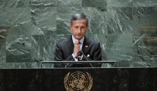 Singapore tells UN General Assembly it will help small states with digitalisation and COVID-19 recovery