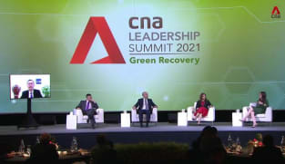 CNA Leadership Summit: Green Recovery - S1E6: An ESG Leadership Through Green And Sustainable Financing, Technology And Investing