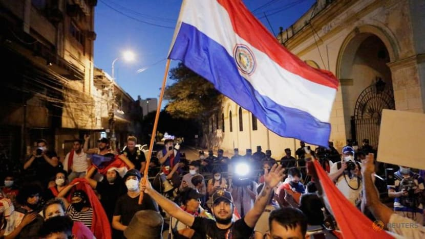 US urges Paraguay to work with Taiwan amid COVID-19 pandemic protests
