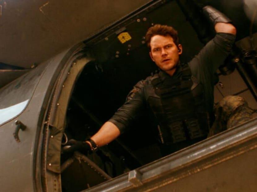 Hollywood star Chris Pratt rises to a blockbuster challenge: Originality
