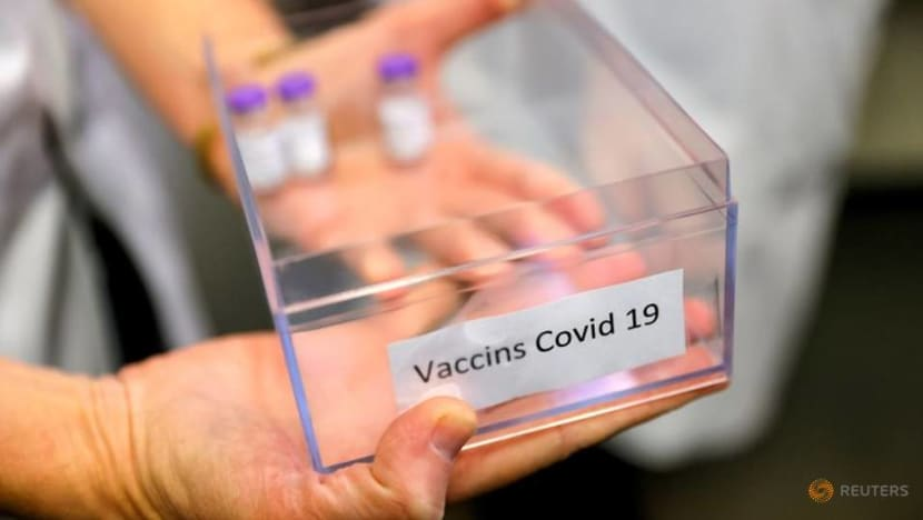 Europe rolls out 'new weapon' vaccines in bid to slay COVID-19