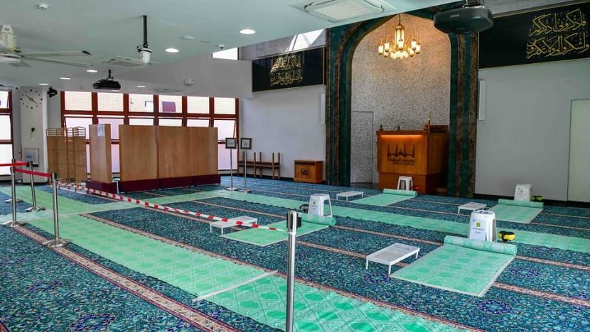 Mosques to resume congregational worship from Jun 26, online booking required