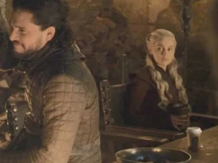 Where was the first Starbucks outlet ever? Westeros, apparently