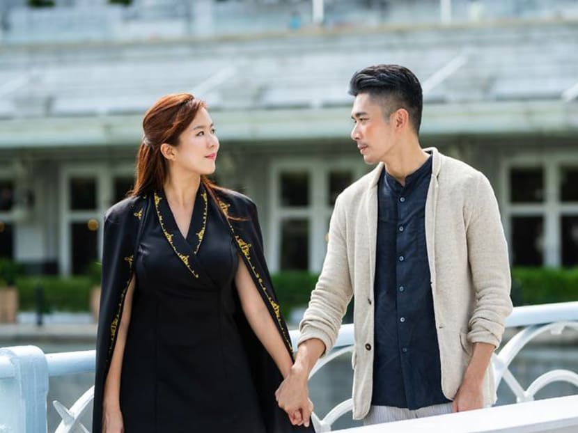 Playing a man is easy, says body-swapping Rui En in new drama Mister Flower