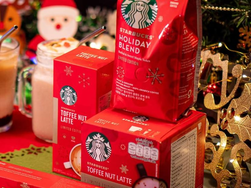 Starbucks at Home: Keep your festive coffee traditions alive from the comfort of home