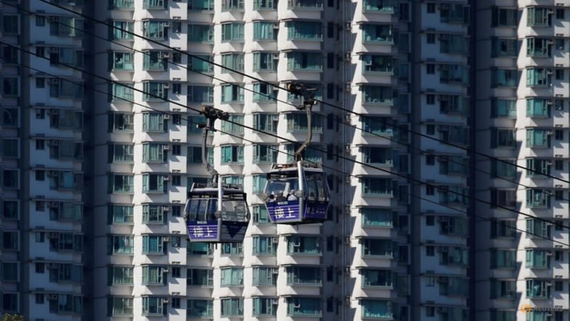 Hong Kong home prices rise for 7th month, near record high