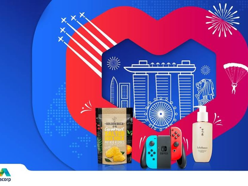 Mediacorp, Lazada team up for National Day Mega Sale with a new shopping experience