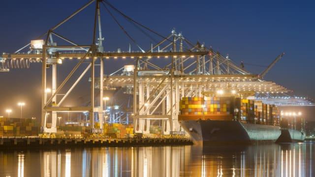 进口增加导致美国贸易赤字扩大