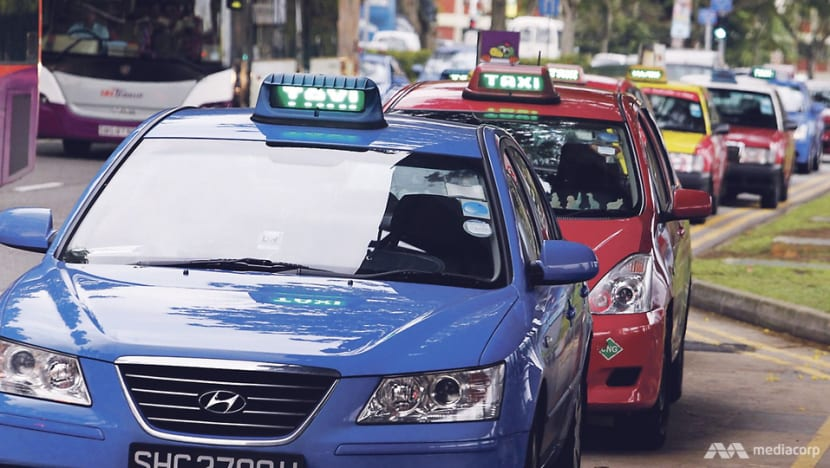 Commentary: Shortening the waiting time for your cab with a driver guidance system