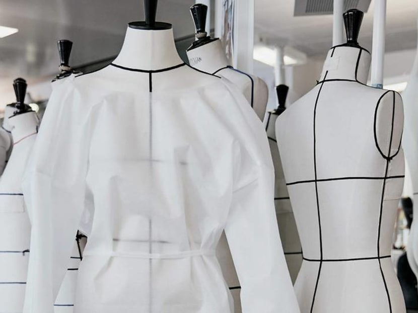 Louis Vuitton is making masks and hospital gowns for healthcare workers