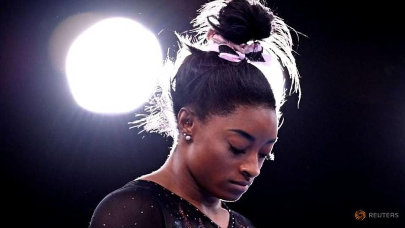 Gymnastics: Biles withdraws from floor event final